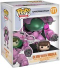 Фигурка Funko POP Games: Overwatch – D.VA & Meka (15,2 см)