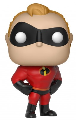 Фигурка Funko POP: Disney Pixar Incredibles 2 – Mr. Incredible (9,5 см)