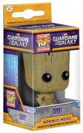 Брелок Funko POP Marvel: Guardians Of The Galaxy  – Groot