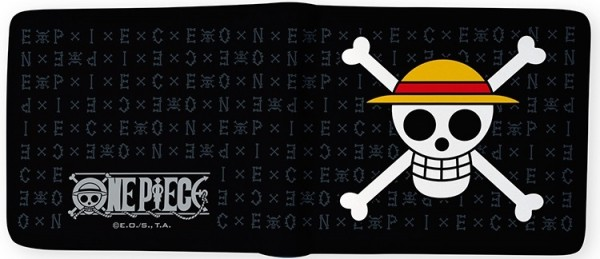 Кошелек One Piece: Skull Luffy