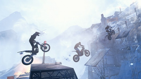 Trials Rising. Gold Edition [Switch]