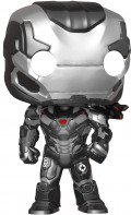 Фигурка Funko POP Marvel: Avengers Endgame – War Machine Bobble-Head (9,5 см)