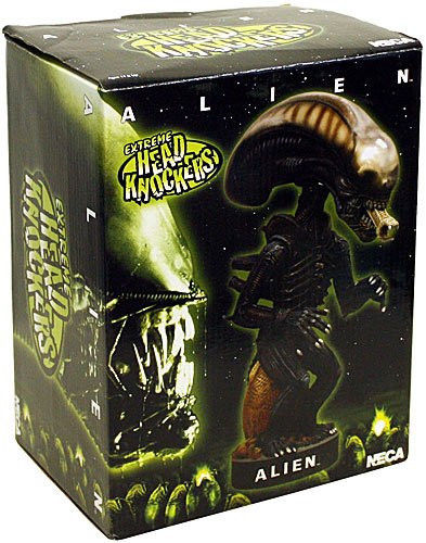 Фигурка Alien Warrior Extreme Head Knocker (18 см)