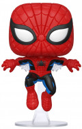 Фигурка Funko POP: Marvel 80 Years – Spider-Man First Appearance Bobble-Head (9,5 см)