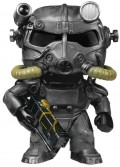 Фигурка Fallout Funko POP Games: Power Armor (9,5 см)