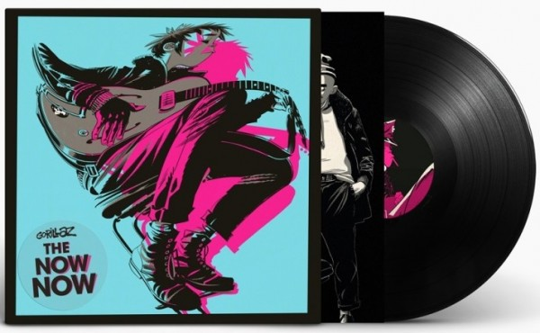 Gorillaz – The Now Now (LP)