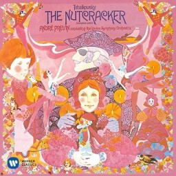 Andre Previn, London Symphony Orchestra. Tchaikovsky: The Nutcracker (2 LP)