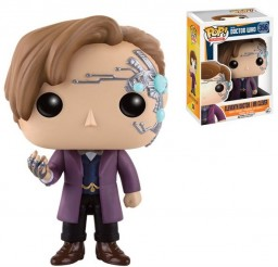 Фигурка Funko POP Television: Doctor Who – Eleventh Doctor / Mr Clever (9,5 см)