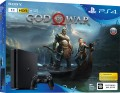 Игровая консоль Sony PlayStation 4 Slim (1TB) Black (CUH-2108B)+ игра God of War