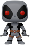 Фигурка Funko POP: Deadpool – Deadpool With Two Swords (Grey) Bobble-Head (25,4 см)