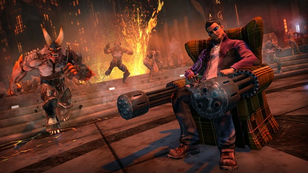 Saints Row IV: Re-Elected [PS4]