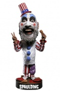 Фигурка House of 1000 Corpses Captain Spaulding Head Knocker (20 см)