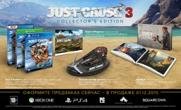 Just Cause 3. Collector's Edition [PS4]