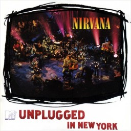Nirvana. MTV Unplugged In New York (LP)