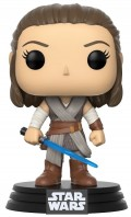 Фигурка Star Wars Episode VIII The Last Jedi Funko POP: Rey Bobble-Head (9,5 см)