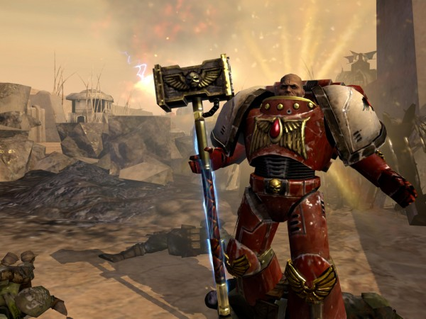 Скриншот из игры Warhammer 40,000: Dawn of War II - Retribution