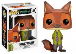 Фигурка Zootopia. Nick Wilde POP (9,5 см)