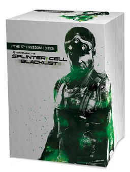 Tom Clancy's Splinter Cell: Blacklist. The 5th Freedom Edition [PC]
