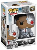 Фигурка Funko POP Heroes Justice League: Cyborg (9,5 см)