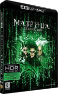 Матрица: Революция (Blu-ray 4K Ultra HD)