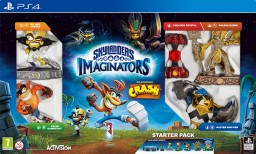 Skylanders Imaginators: Стартовый набор. Crash Edition [PS4]