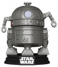 Фигурка Funko POP: Star Wars Concept Series – R2-D2 Bobble-Head (9,5 см)