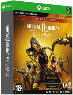 Mortal Kombat 11 Ultimate. Limited Edition [Xbox]