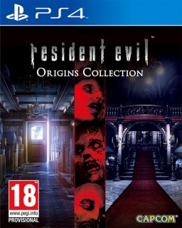 Resident Evil Origins Collection [PS4] – Trade-in | Б/У