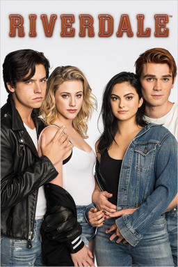 Постер Riverdale: Bughead And Varchie
