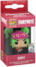Брелок Funko POP: Fortnite – Zoey