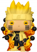 Фигурка Funko POP Animation: Naruto Shippuden – Naruto Six Path Sage (9,5 см)