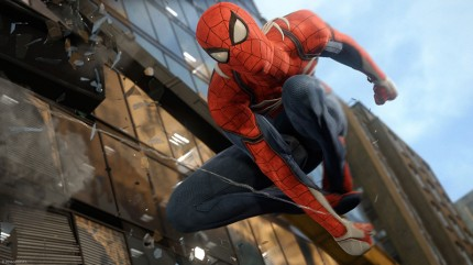 Marvel's Spider-Man: The Heist. Дополнение [PS4, Цифровая версия]