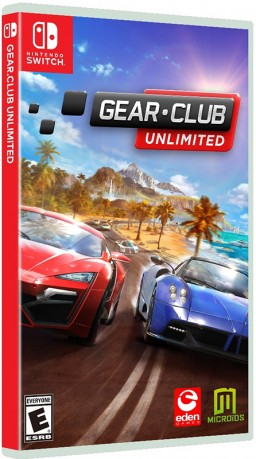 Gear Club: Unlimited [Switch]