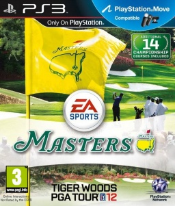 Tiger Woods PGA TOUR 12: The Masters (с поддержкой PS Move) [PS3]