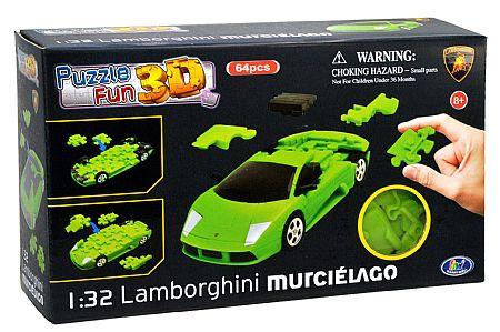 3d puzzle ламборджини
