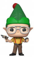 Фигурка Funko POP Television: The Office – Dwight Schrute As Elf (9,5 см)