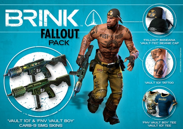 Brink. Fallout / SpecOps Combo Pack  [PC, Цифровая версия]
