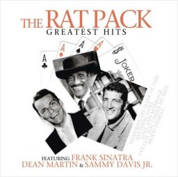 The Rat Pack – Greatest Hits: Frank Sinatra & Dean Martin & Sammy Davis Jr. (LP)