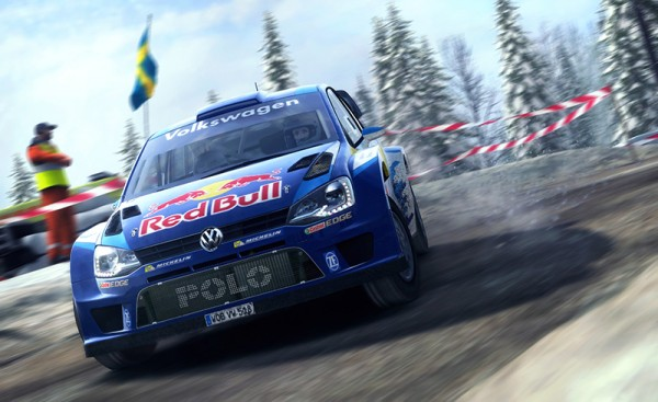 Dirt Rally. Legend Edition [PS4]