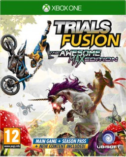 Trials Fusion: The Awesome. Max Edition [Xbox One]