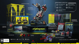 Cyberpunk 2077. Collector's Edition [PS4]