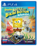 SpongeBob SquarePants: Battle For Bikini Bottom – Rehydrated [PS4]