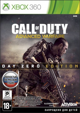 Call of Duty: Advanced Warfare. Day Zero Edition [Xbox 360]