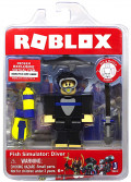 Фигурка Roblox: Fish Simulator Diver (17 см)