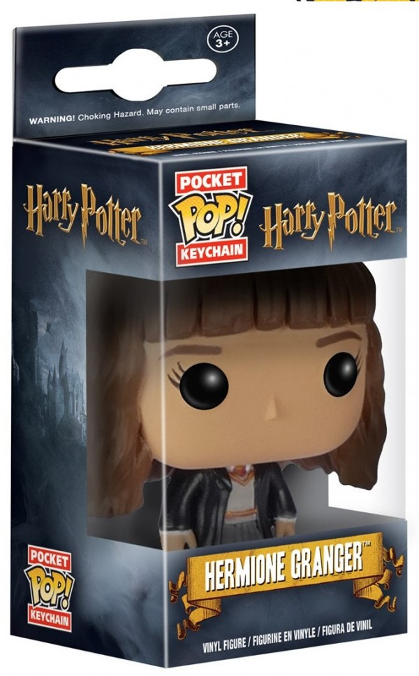 Брелок Funko POP: Harry Potter – Hermione