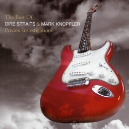 Dire Straits & Mark Knopfler. Private Investigations. The Best Of (2 LP)