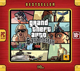 Bestseller. Grand Theft Auto: San Andreas [PC-Jewel]