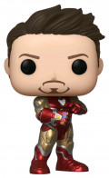 Фигурка Funko POP Marvel: Avengers Endgame – Iron Man With Gauntlet Bobble-Head (9,5 см)