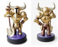 Shovel Knight: Интерактивная фигурка amiibo – Shovel Knight Treasure Trove: Gold
