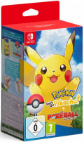 Poke Ball Plus + Pokemon: Let's Go, Pikachu! для Nintendo Switch